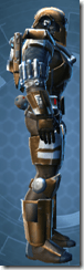 RD-16B Enforcer Imp - Male Right