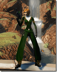 Iris Weapon G