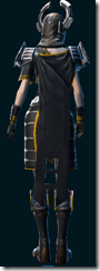 F Elite War Hero Force-Master Back