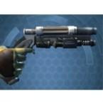 Custom-Built Blaster Pistol*