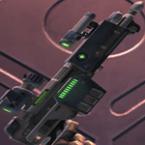 Elegant Modified Blaster Pistol*