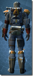 TT-17A Elite Vanguard Imp - Male Back