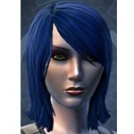 Appearance Options: Human Hair Colors 1 (20)