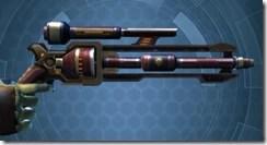 Campaign Field Medic's Blaster Pistol