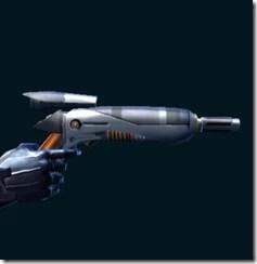 Campaign Eliminator's Blaster Pistol
