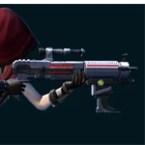 Conqueror Combat Tech/ Supercommando Blaster Rifle