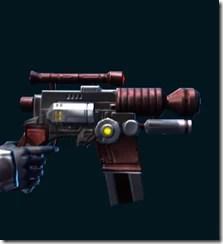 Conqueror Combat Medic's Blaster Pistol