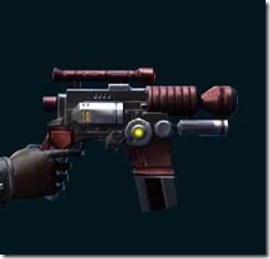 Conqueror Field Medic's Blaster Pistol