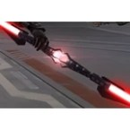 Devastator's Double-Bladed Lightsaber*