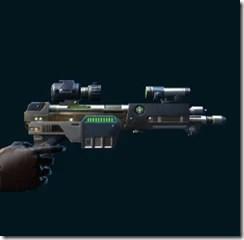 Dread Guard Field Tech's Blaster Pistol