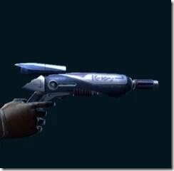 Elite War Hero Field Medic's Blaster Pistol