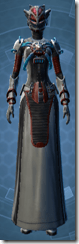 Kell Dragon Inquisitor - Female Front