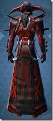 EM Arkanian Force Master Back