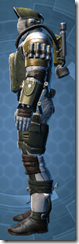 EM Underworld Supercommando Left