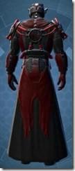 Firebrand Inquisitor Animated - Male Back