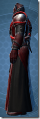 Firebrand Inquisitor Animated - Male Left