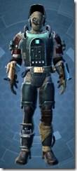 Kell Dragon Bounty Hunter - Male Front