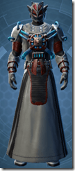Kell Dragon Inquisitor - Male Front