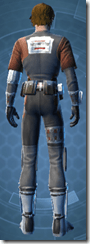 Turncoat - Male Back
