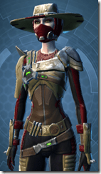 Bounty Tracker - Female Close