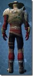 Bounty Tracker - Male Back