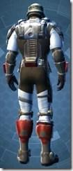 Commando Elite - Male Back