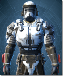 Commando Elite - Male Close