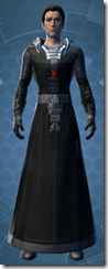 Dark Acolyte - Male Front