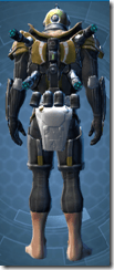 Exceptional Powered Assault Imp - Male Back
