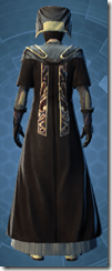 Force Magister - Male Back