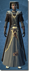 Force Magister - Male Front