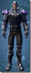 Interceptor - Male Front