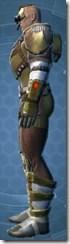 Mercenary - Male Left