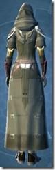 Peacekeeper Elite - Female Back