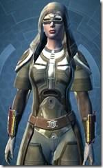 Peacekeeper Elite - Female Close