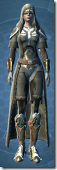 Peacekeeper Elite - Female Front