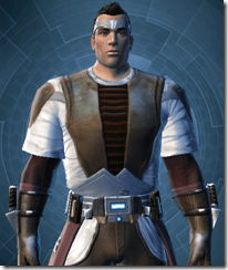Reinforced Chanlon Pub - Male Close