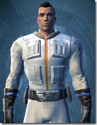 Republic Trooper - Male Close