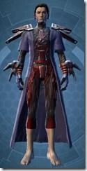 Sorcerer Expert - Male Front
