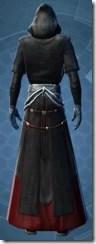 Sorcerer - Male Back