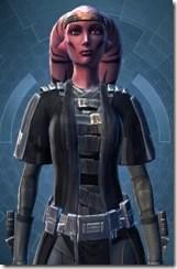 Supreme Inquisitor - Female Close
