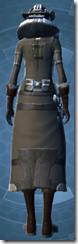 TD-07A Blackguard - Female Back