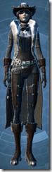 TD-07A Blackguard - Female Front