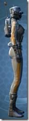 TD-17A Talon - Female Right