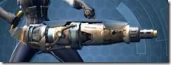 Enhanced Eliminator's Assault Cannon