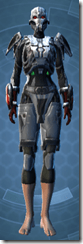 Reinforced Hollinium Imp - Female Front