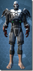 Reinforced Hollinium Imp - Male Front