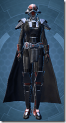 Ancient Vindicator Imp - Female Front