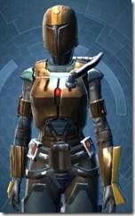 RD-15A Mercenary Imp - Female Close