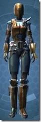 RD-15A Mercenary Imp - Female Front